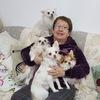 Галина, 62, г.Милан