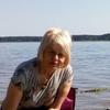 jevgenija, 65, г.Рига