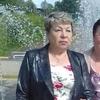 галина, 59, г.Вязники
